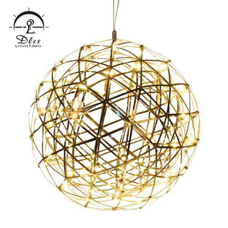 Hot Item Modern Led Project Designer Chandelier Hanging Pendant Lamp Lighting
