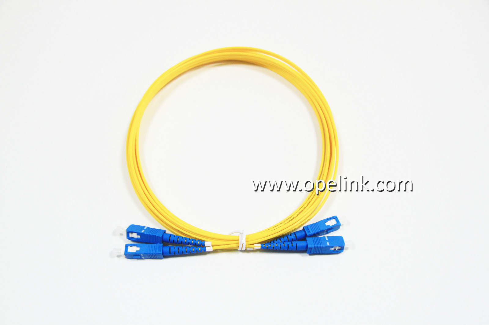 Fiber Optic Patchcord (Single Mode) Sc-Sc pictures & photos