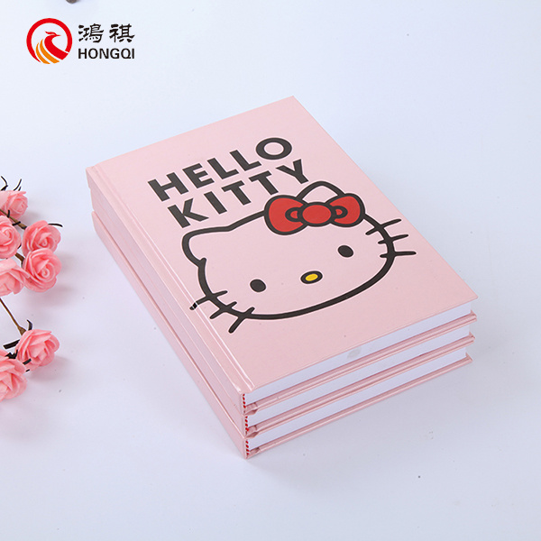 Colorful Hard Cover Notebook