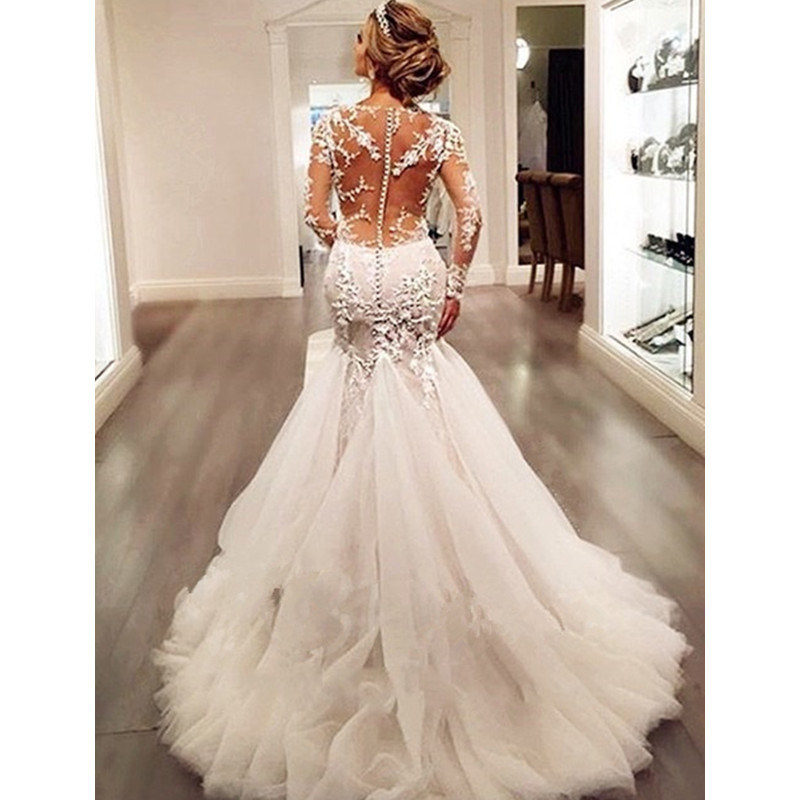 China For More Models Erfly Mermaid Ball Gown Wedding
