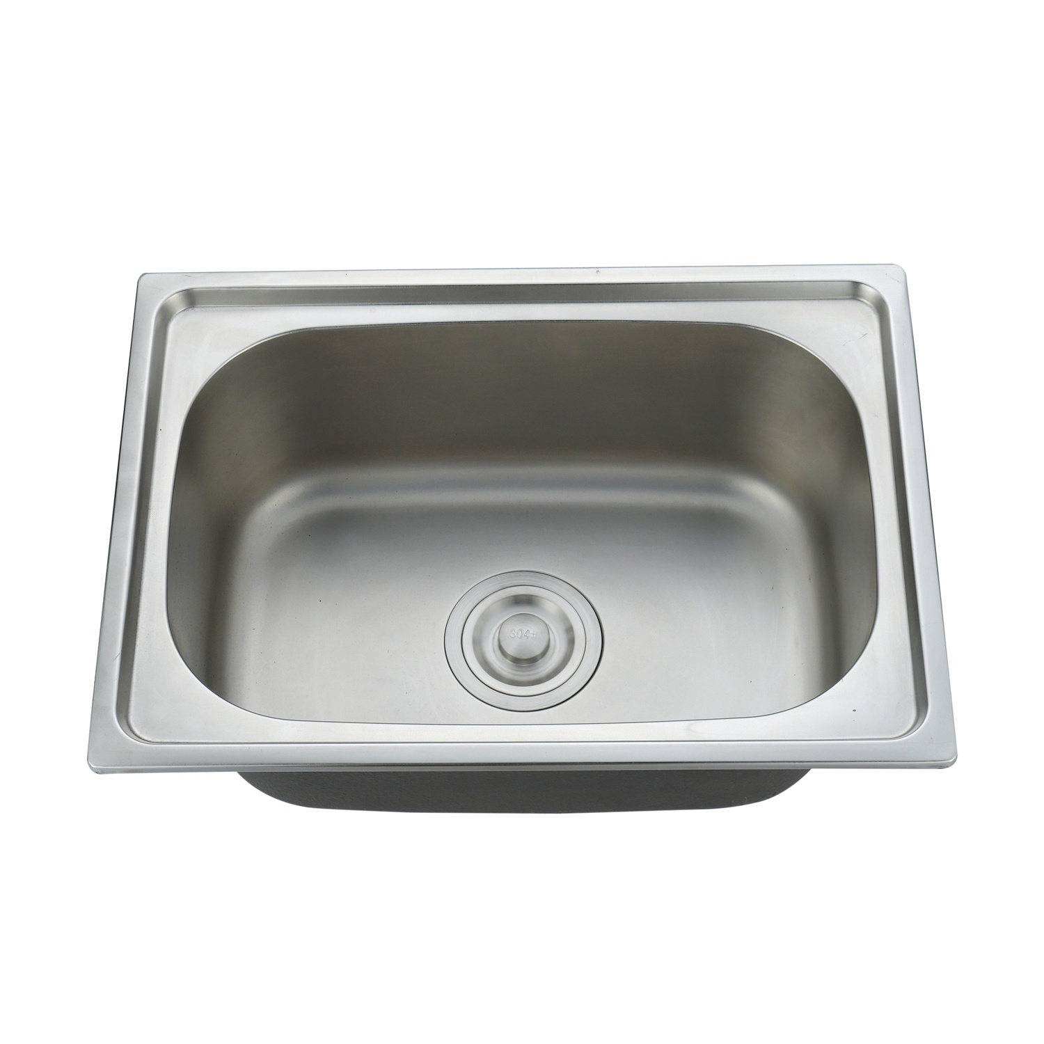 China Hot Sale Project Single Stainless Steel Kitchen Sink Ls 5544 China Washing Sink Single Kitchen Sink