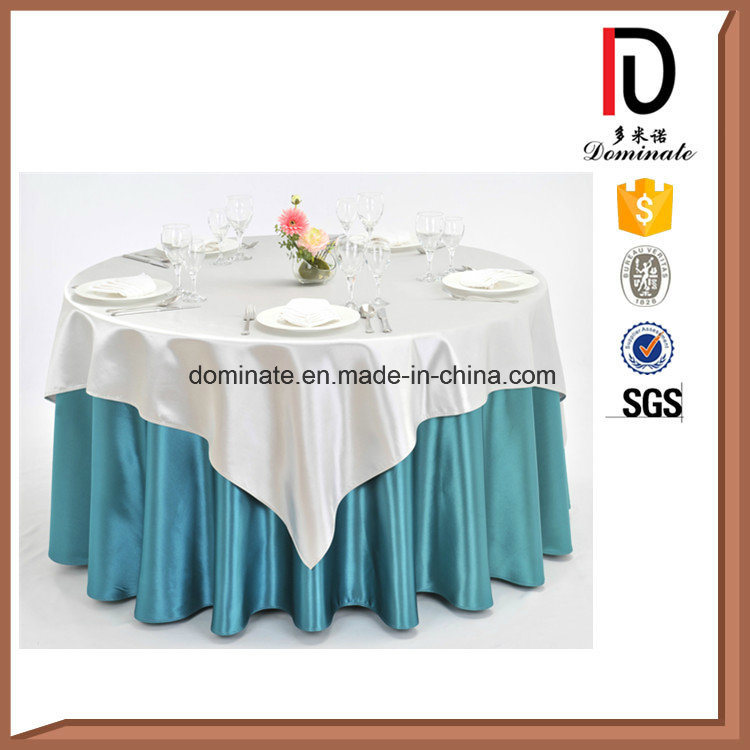 High Quality Cheap New Design Colorfule Wedding Chair Table Clothes Cover