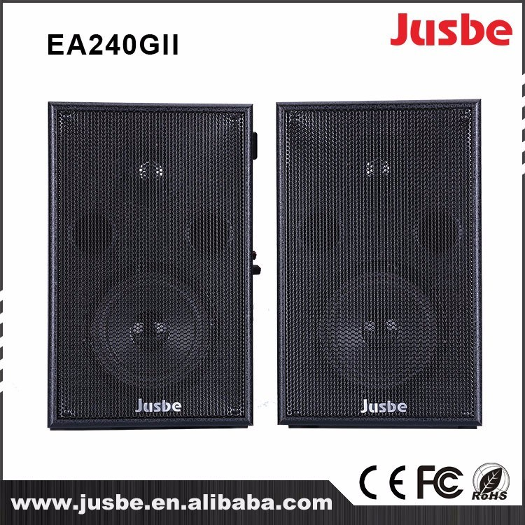 Ea240GII 2.4 G PRO Audio Stereo Speaker with CCC Certificate