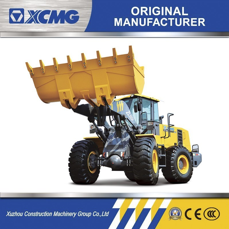 XCMG Official Lw500fn\Lw500k\Lw500k-LNG\Lw500kn\Zl50g\Zl50gn\Zl50g-Super 5ton Wheel Loader (more models for sale)