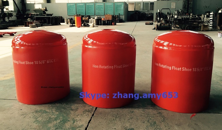 Manufacturer Float Equipment API Casing Non Rotating Float Shoe Btc