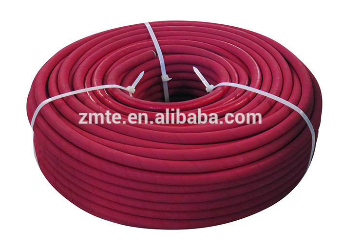 Zmte Smooth Cover Steel Wire Braid Pressure Washer Hose pictures & photos
