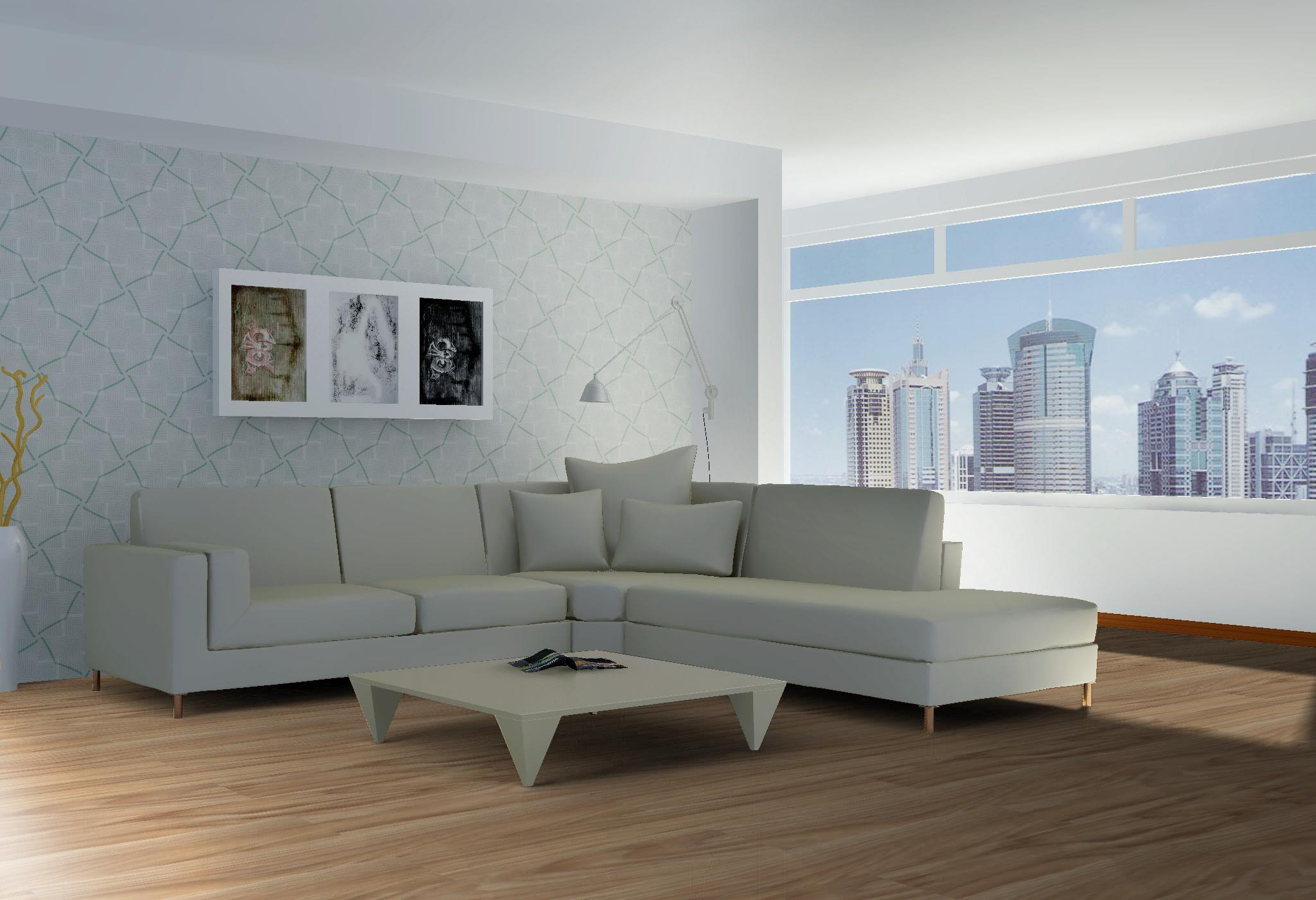 Wood Texture Pvc Vinyl Flooring Gym Bedroom Available