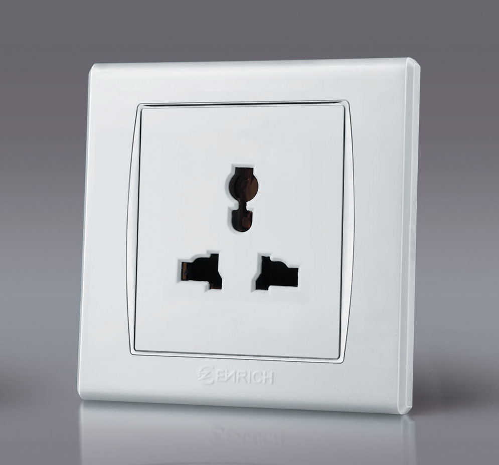 China Electrical Socket Outlet China Electrical Socket