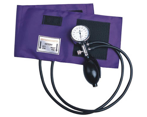 High Quality Palm Type Aneroid Sphygmomanometer