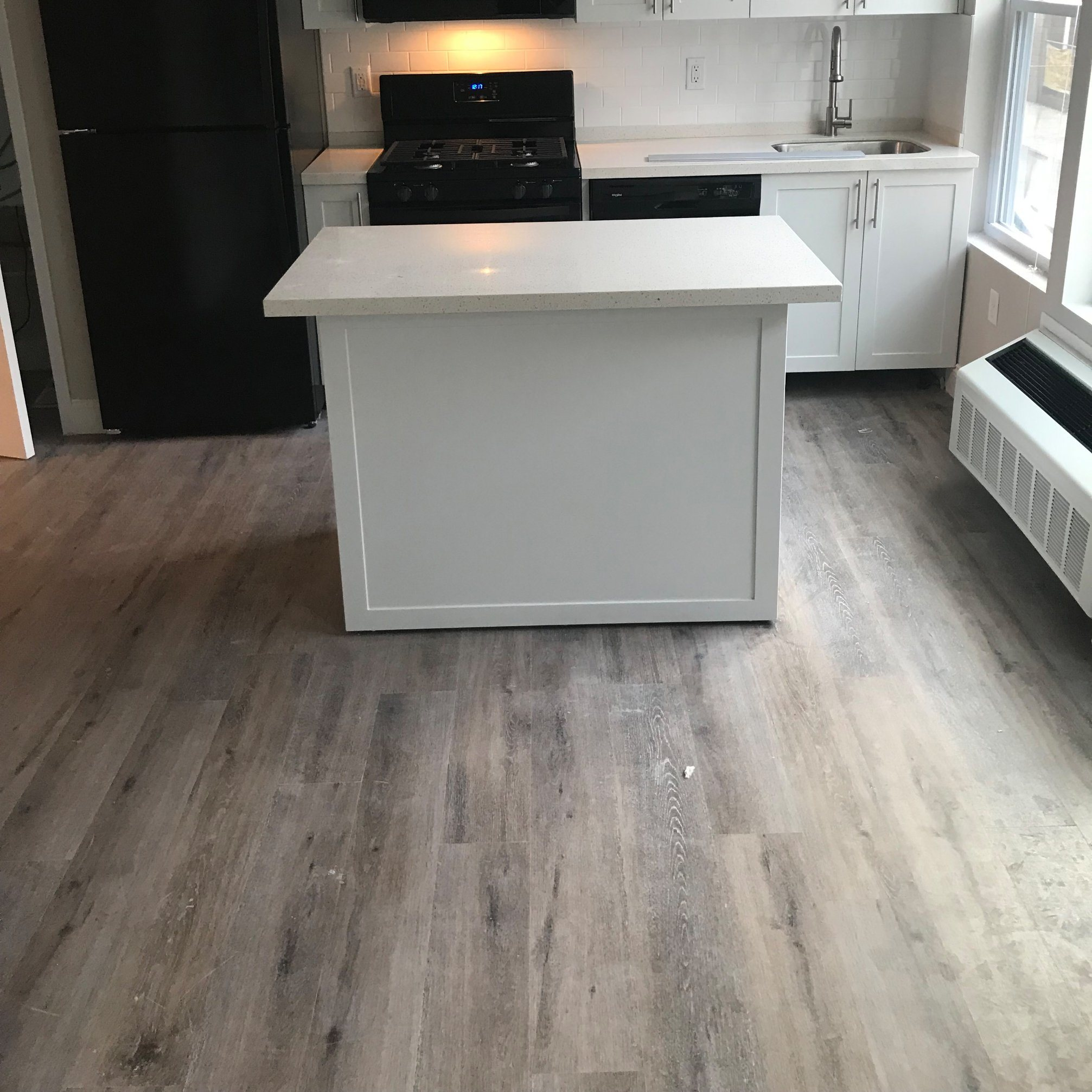 China Natural Looks Durable Hygienic, Is Vinyl Flooring Good For Kitchens