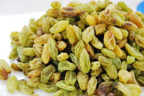 KISHMISH Sundar Khawani-raisin 500g | Pm Foods | 333x500