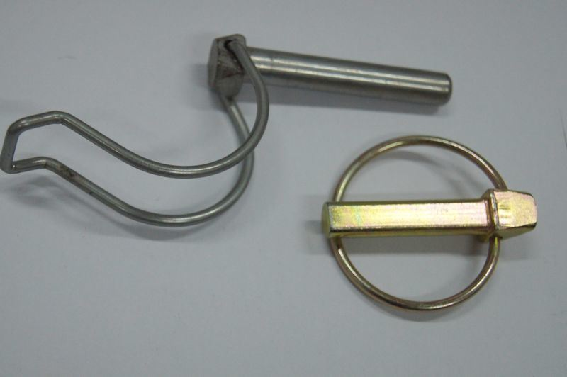 China Linch Pin safety Pin Shaft Lock Pin DIN11023 Photos & Pictures ...