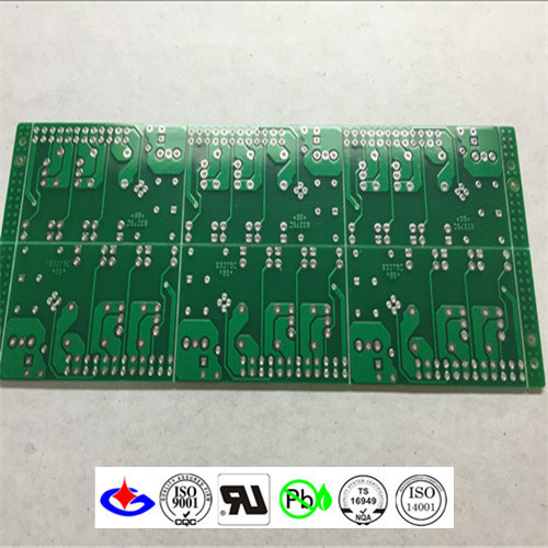 china double side 2 layer pcb board with aol test china circuit diagram pcb design competitive cost 2 layer aluminum cfl