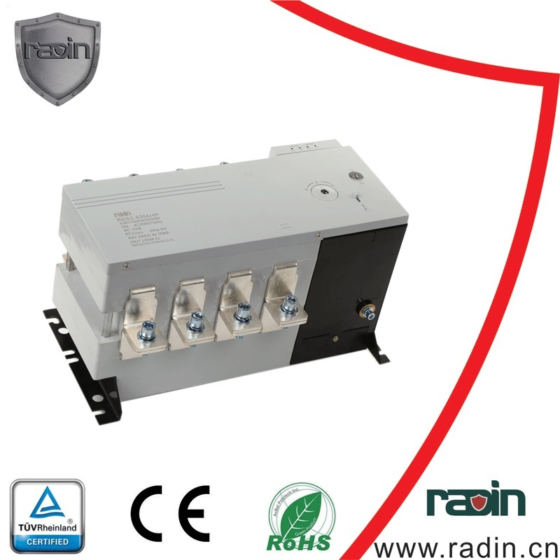 China ATS Automatic Work with Eaton ATS Controller Auto Transfer ...