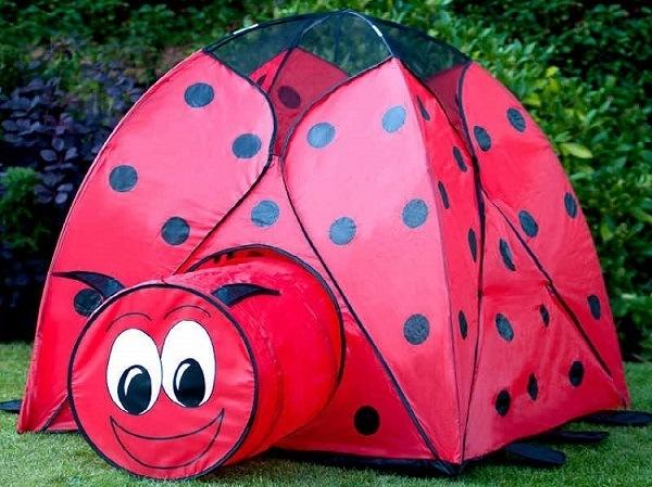 China Ladybug Kids Play Tunnel Tent Ts Kp007 China Kids Play