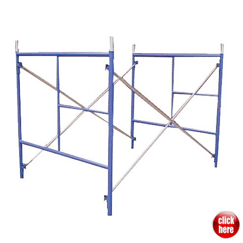 China Mason Frame Scaffolding/Walk Through Frame Shoring Scaffolding ...