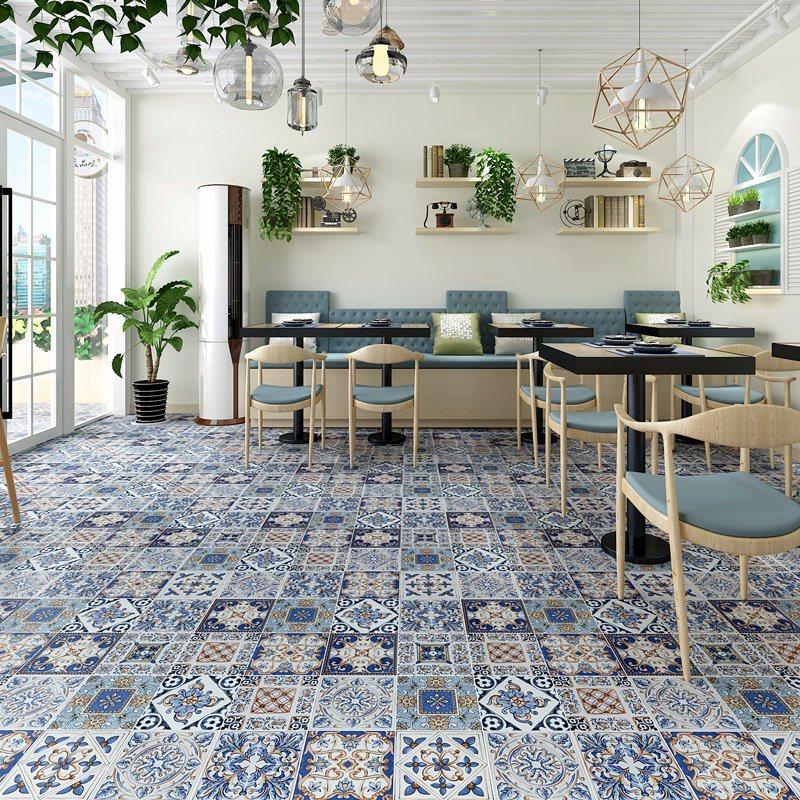 China Morocco Style Bathroom Encaustic Rustic Ceramic Tiles Tile