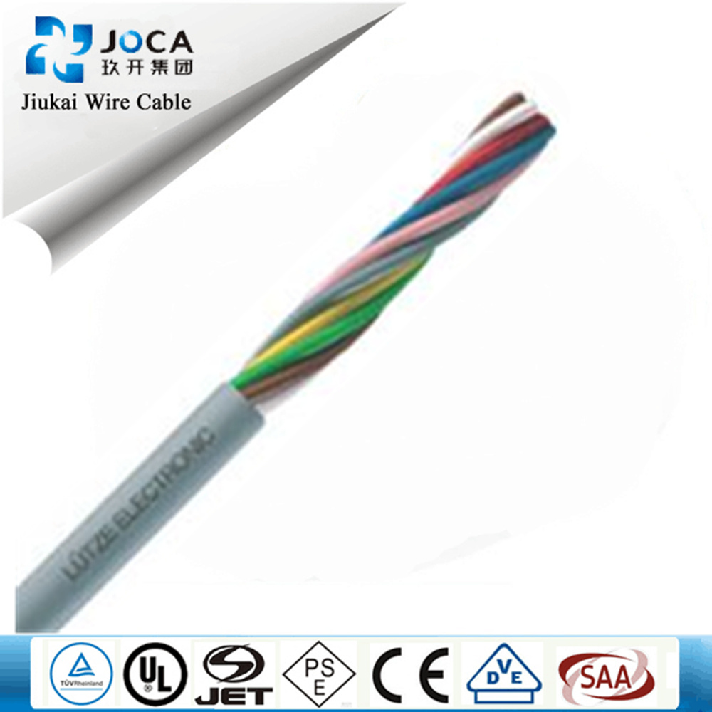 China Liyy Liycy Cable Used For Electronic Control And Regulating Machinery Wiring Gear Office