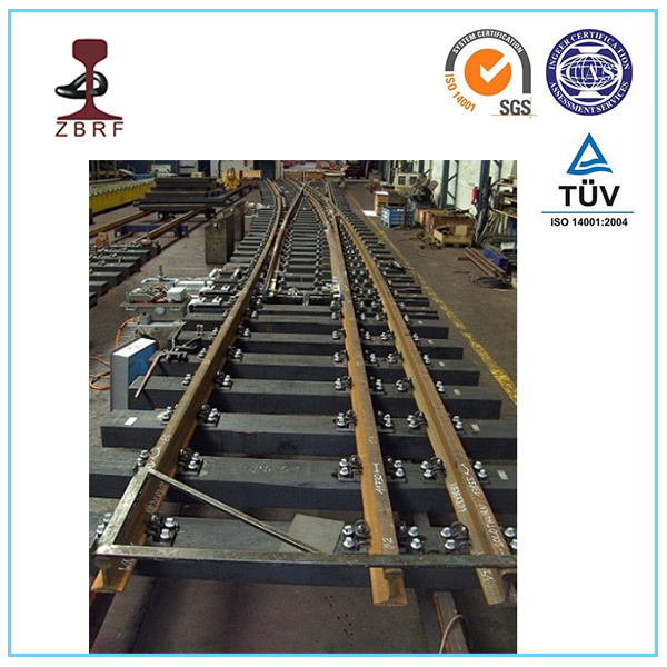 Railway Switch for Railway Constructions (SC330)