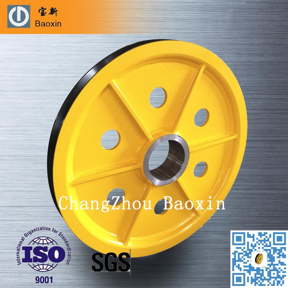 China Factory Outlets Wire Rope Pulley (OD910) - China Wire Rope ...