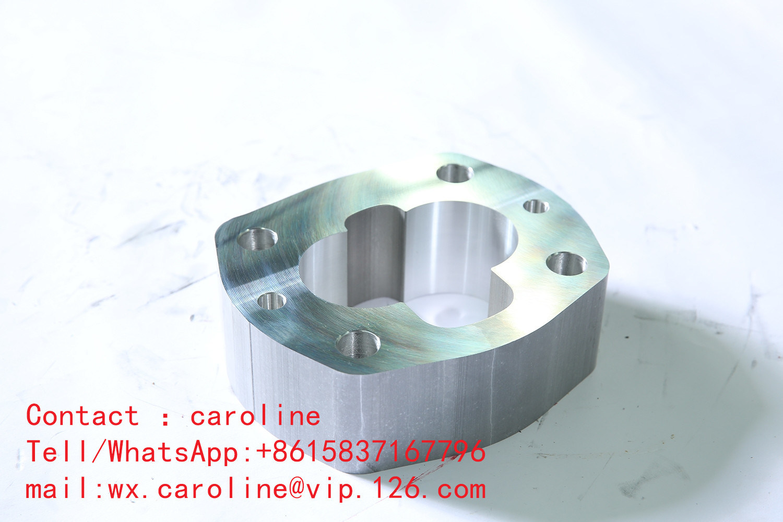 China Genuine Komatsu Wa420 Loader Hyd Gear Pump Ass′y for