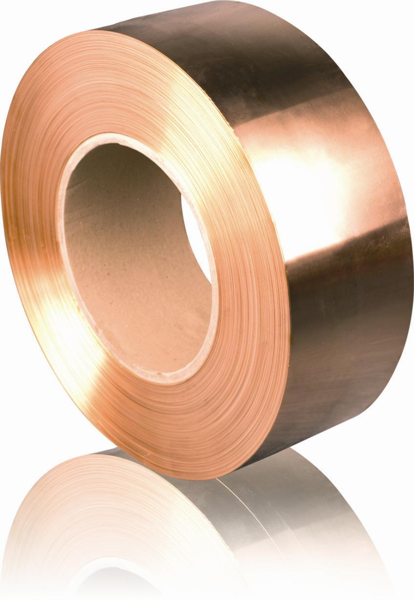 Brass Clad Steel Strip (Brass Brand: H65/C27000)