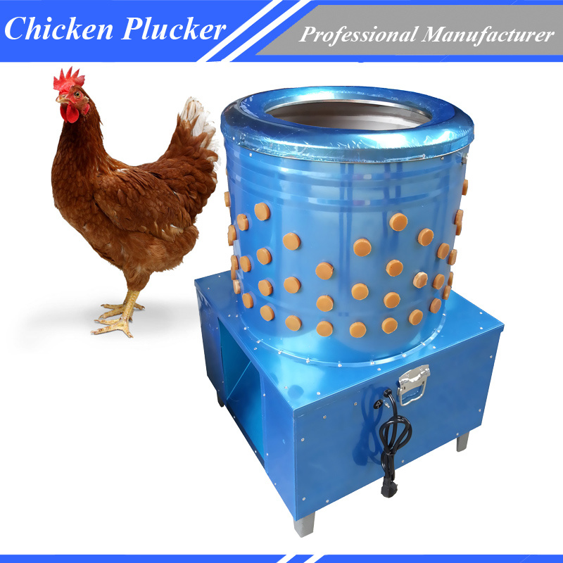 Poultry Plucking Feathers Poultry Birds Stainless Steel Chicken Depilator Plucke