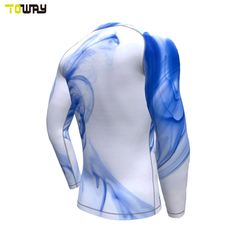 8bfd947d China Custom Dri Fit Long Sleeve Men Sublimation Compression Shirts ...