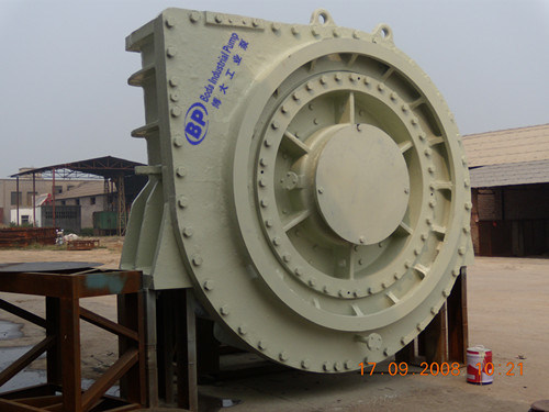 China Dredge Pump Spare Parts - China Slurry Pump, Warnans