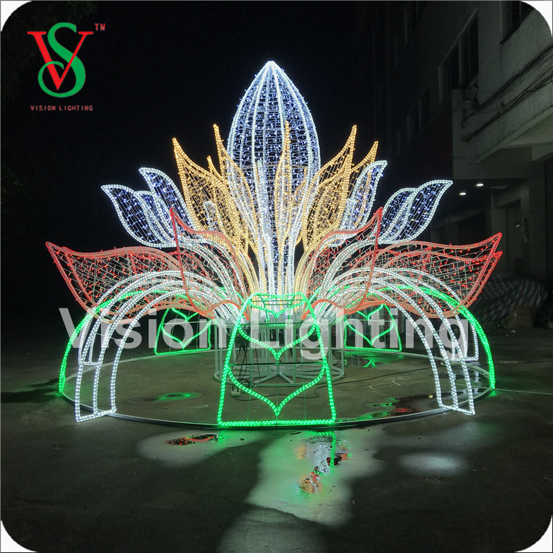 China Outdoor Christmas Decorations