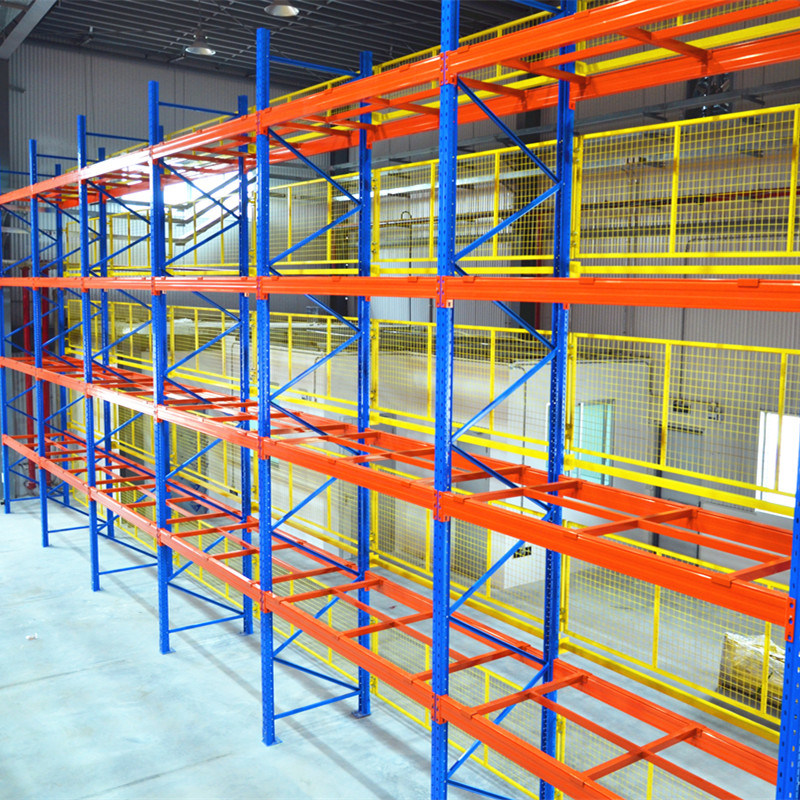 China Industrial Heavy Duty Pallet Rack for Warehouse Storage - China Rack, Pallet  Racking
