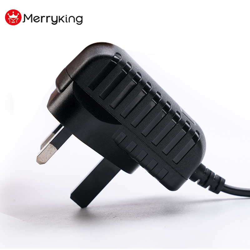 Input AC 110V-240V Output DC 9V 1A Switching Power Supply Adapter 5.5x2.1mm