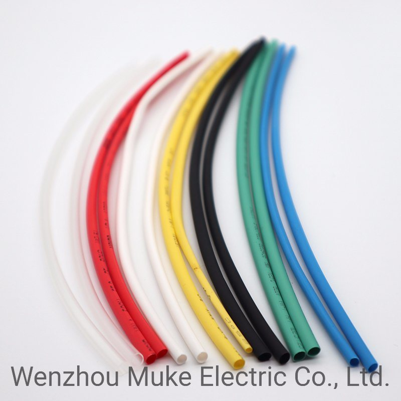 2:1 HEAT SHRINK TUBING ELECTRICAL SLEEVING CABLE//WIRE HEATSHRINK TUBE ALL COLOUR