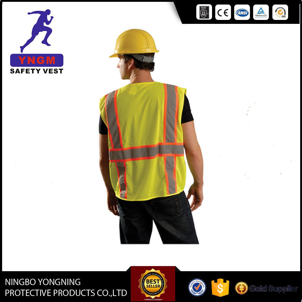 Reflective Jacket/Reflective Vest /Safety Product/Safety Wear with Reflective Tape Material