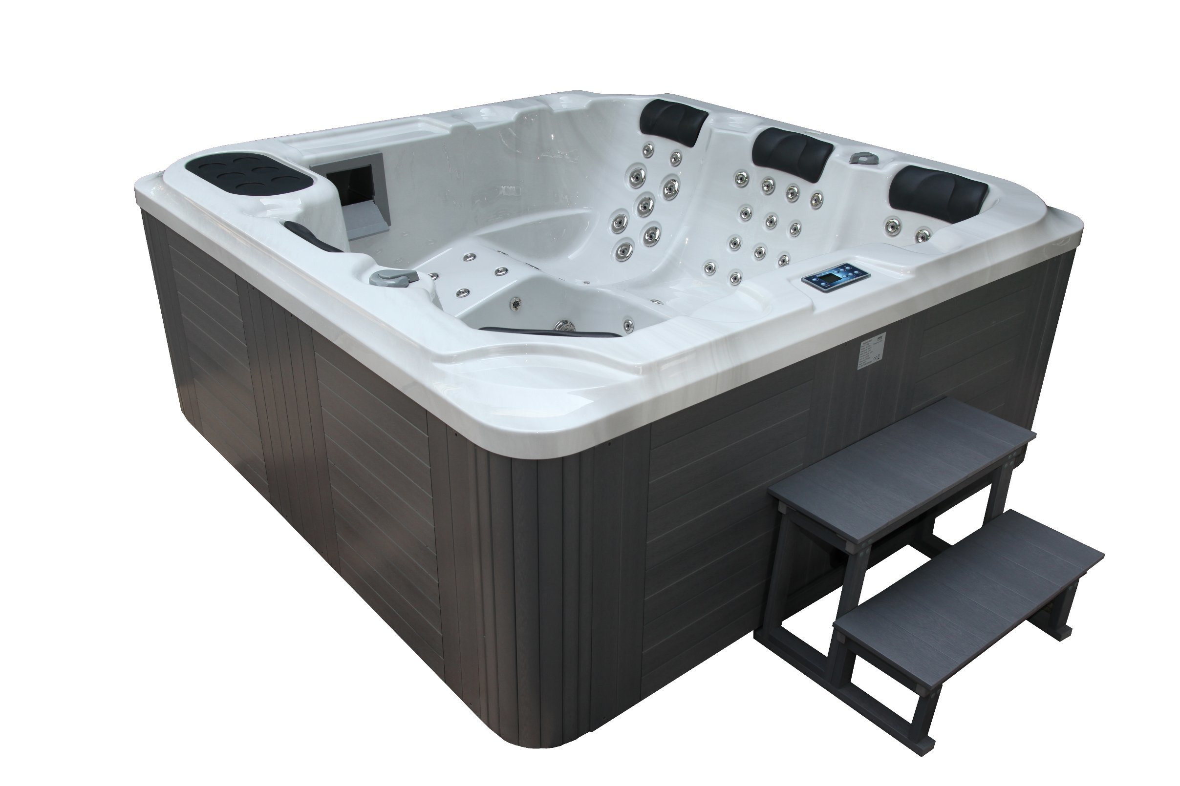 China Luxury Hot Tub / Jacuzzi Outdoor SPA for 5 People Photos ...