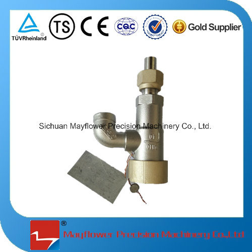 Dn10 Cryogenic Pressure Relief Valve