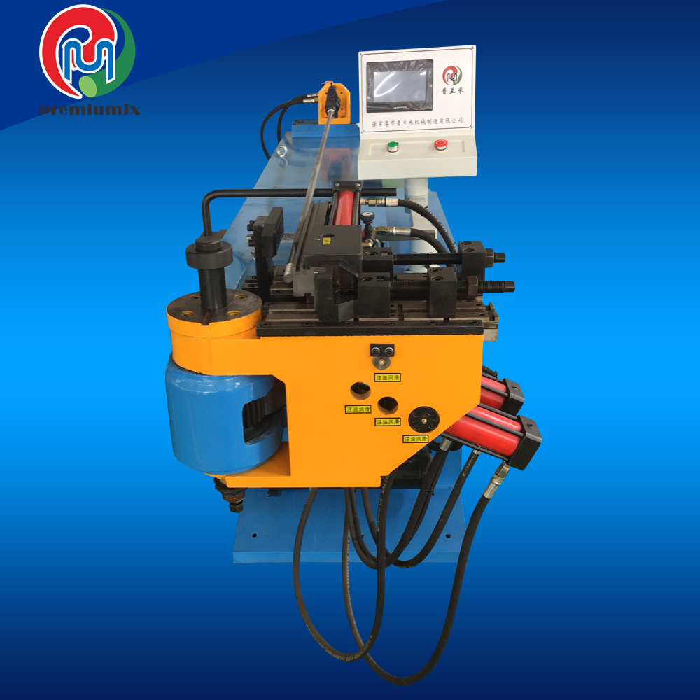28mm Diamter Plm-Dw38CNC Automatic Pipe Bending Machine