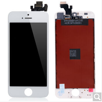 Lower Price Mobile Phone LCD for iPhone 5 LCD with Touch Screen