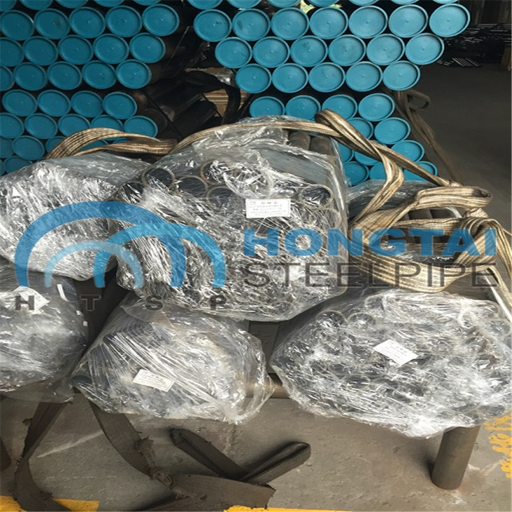 Cold Drawn Carbon Seamless Steel Pipe for Shock Absorber pictures & photos