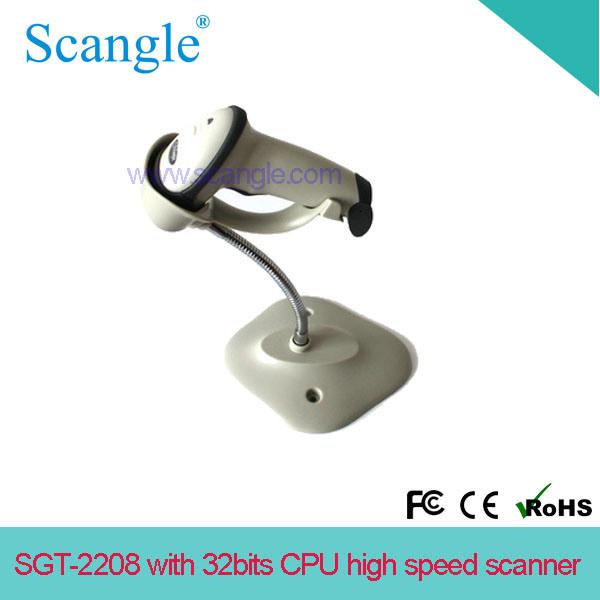 China Symbol Handheld Barcode Scanner Ls2208 China Barcode