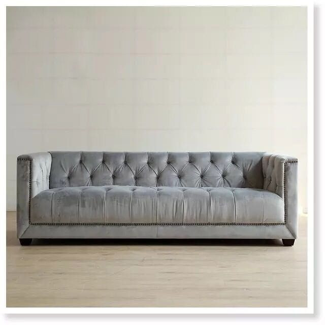 Hot Item Fabric New Style Sofa 2017 Living Room Furniture