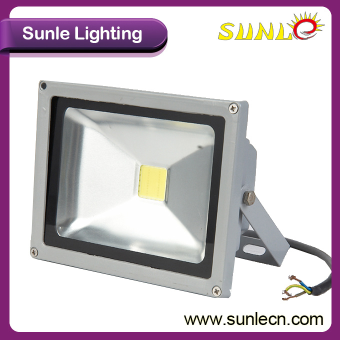 Hot Item 20w Led Floodlight Outdoor Exterior Flood Lights Slfl32 Cob