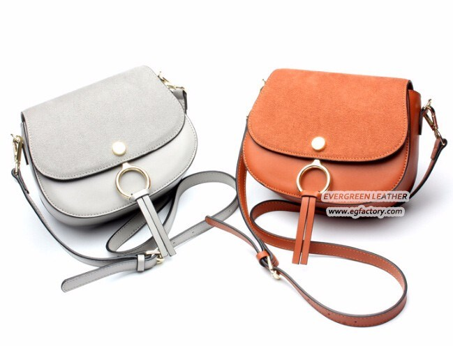 0ceb32cf24f1 Fancy Bags Women Handbags Suede Cover Leather Shoulder Bag Wholesale Price  Emg4934
