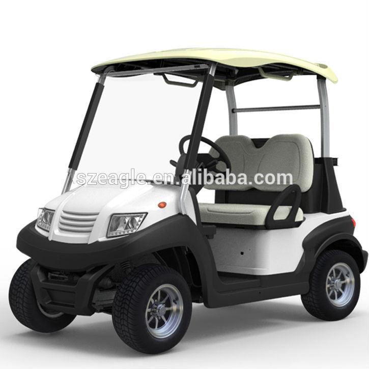 [Hot Item] 2 Seats Electric Golf Cart, New Designed, Aluminum Chassis Frame  Eg202ak