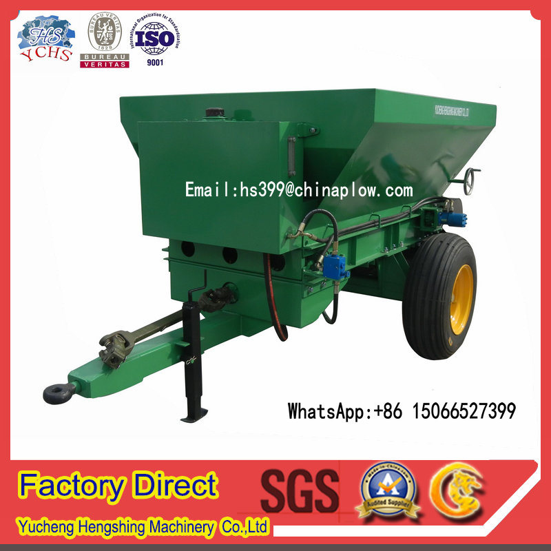[Hot Item] High Quality Farm Fertilizer Spreader Compact Foton Tractor