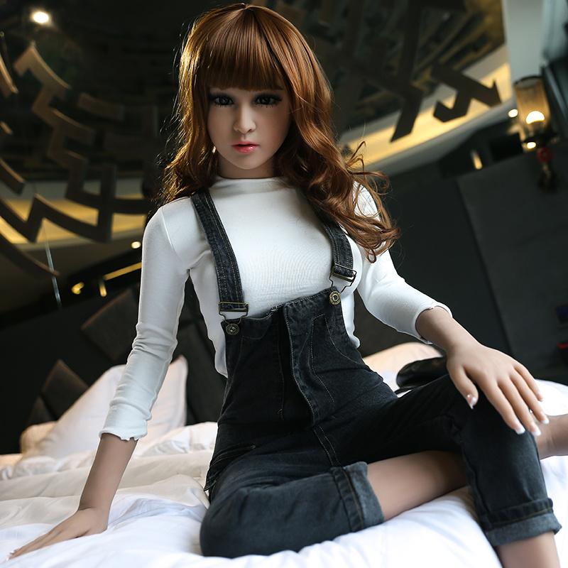 China Idolls 140cm Sex Doll Real Size Sex Toys Full Entity