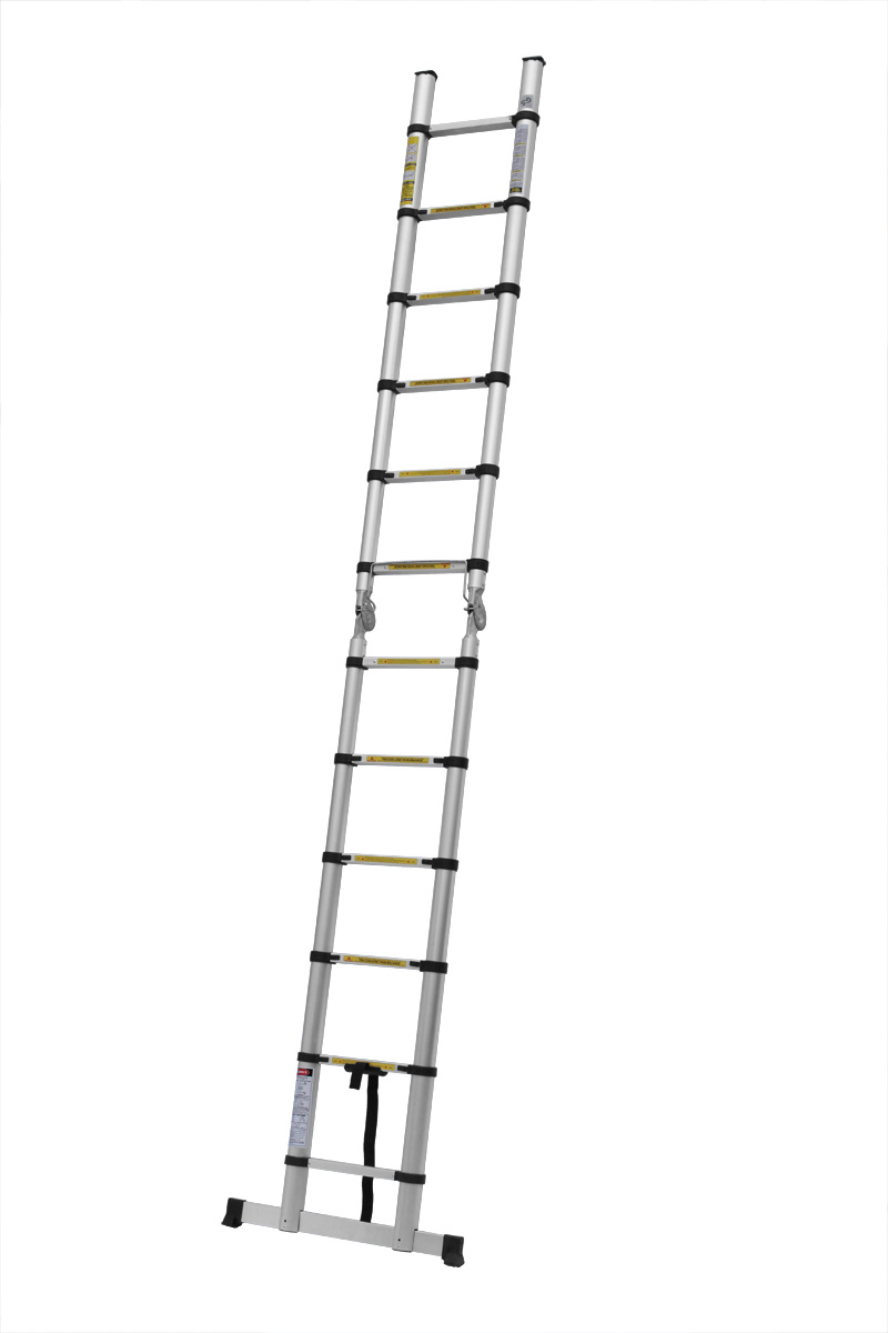 China High Quality 12 Step 3 8m Telescopic Ladder With