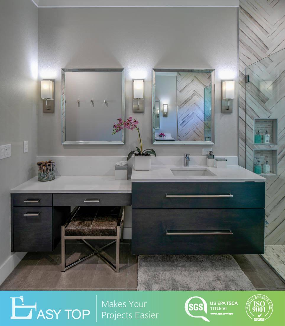 China Top Quality Modern Design Rv Bathroom Vanity Cabinet For Sale China Stone Vanity Top Japan Style Bathroom Vanity