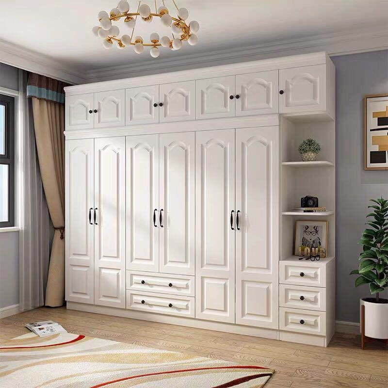 China Modern MDF Cheap 3/4/5 Doors Wardrobe /Cabinet ...