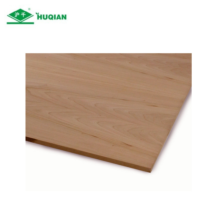 China Natural Wood Veneer Oak Cherry